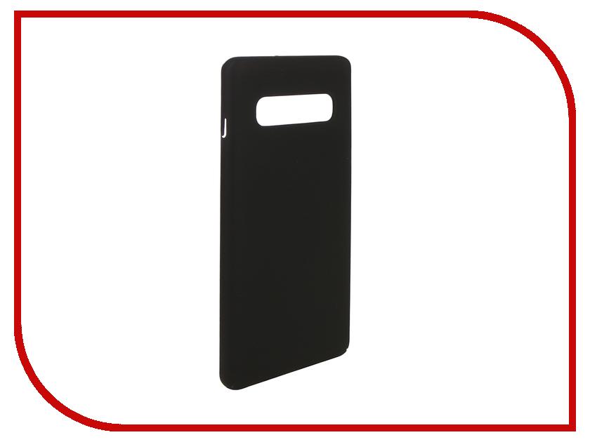 Аксессуар Чехол для Samsung Galaxy S10 Plus CaseGuru Soft-Touch 0.3mm 105304 аксессуар чехол для samsung galaxy s9 plus pero soft touch red prstc s9pr