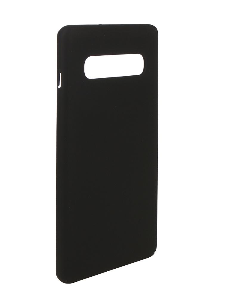 Аксессуар Чехол CaseGuru для Samsung Galaxy S10 Plus Soft-Touch 0.3mm 105304 аксессуар чехол caseguru для samsung galaxy j2 core soft touch 0 3mm 105307