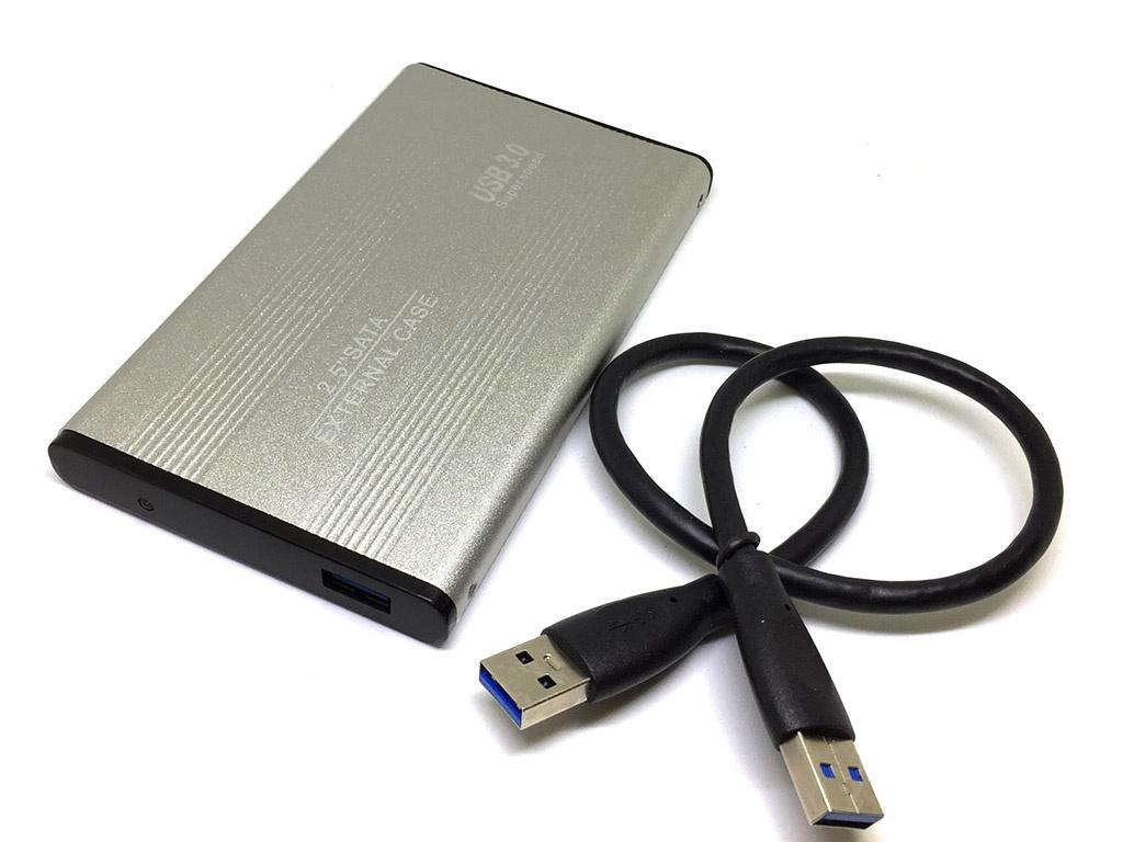 Внешний корпус для HDD/SSD Espada HU307S