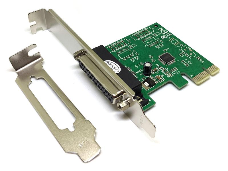 Контроллер Espada 1P WCH382 PCIe1PWCH