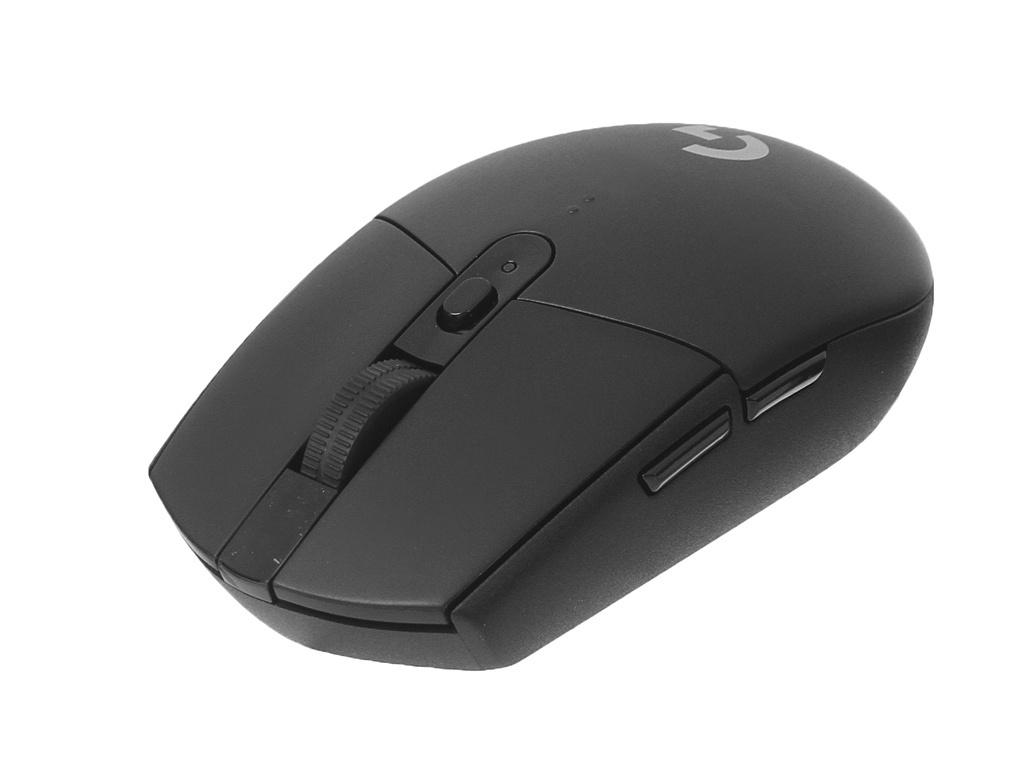 Мышь Logitech G305 Lightspeed Gaming Mouse Black 910-005282 Выгодный набор + серт. 200Р!!!