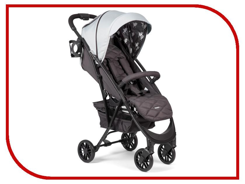 Коляска Happy Baby Eleganza V2 Light Grey 4690624028472 happy baby happy baby автокресло passenger v2 brown коричневое