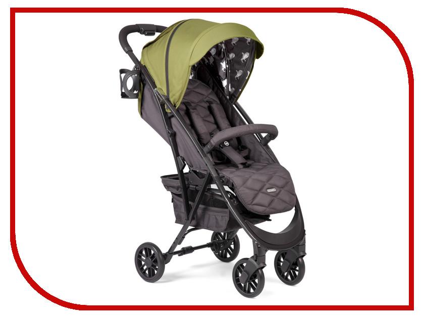 Коляска Happy Baby Eleganza V2 Dark Green 4690624029196 happy baby happy baby автокресло passenger v2 brown коричневое