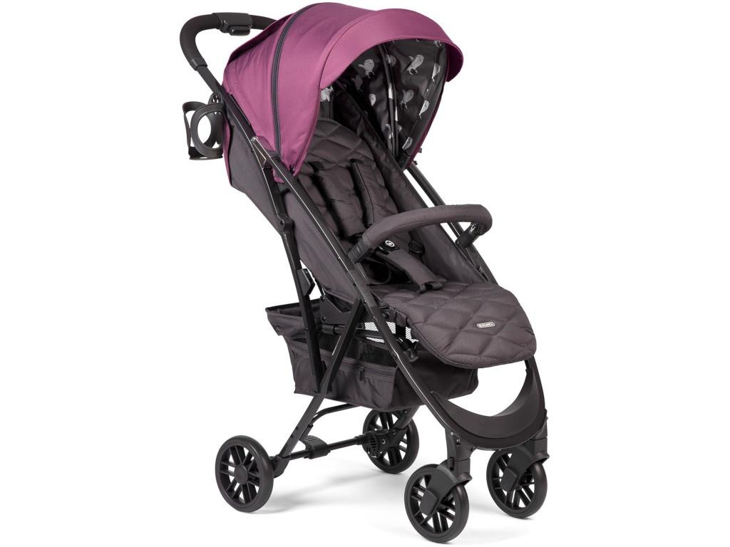 Коляска Happy Baby Eleganza V2 Bordo 4690624029202