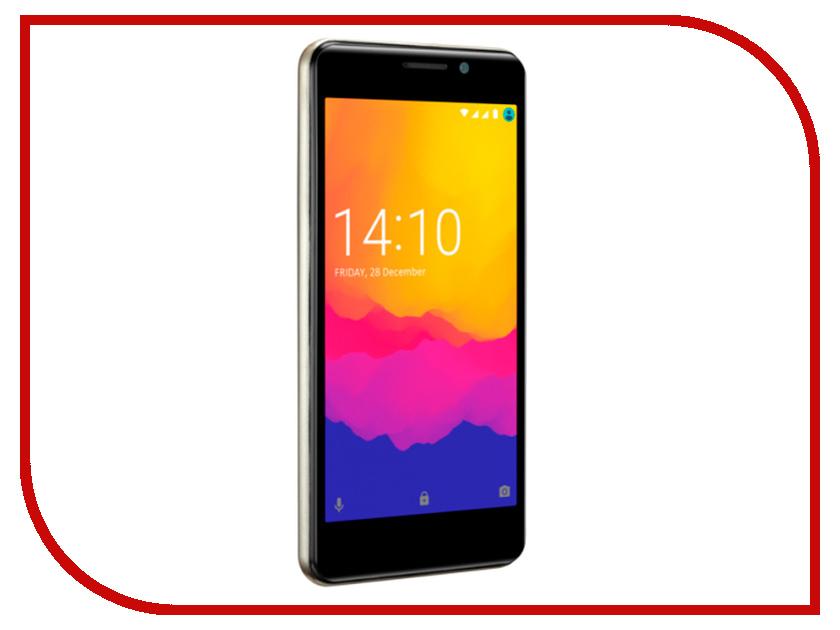 Сотовый телефон Prestigio Muze U3 LTE Gold мобильный телефон prestigio muze g7 lte psp 7550 черный