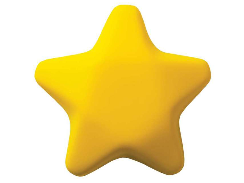 Игрушка антистресс Проект 111 Звезда Yellow 2727.80