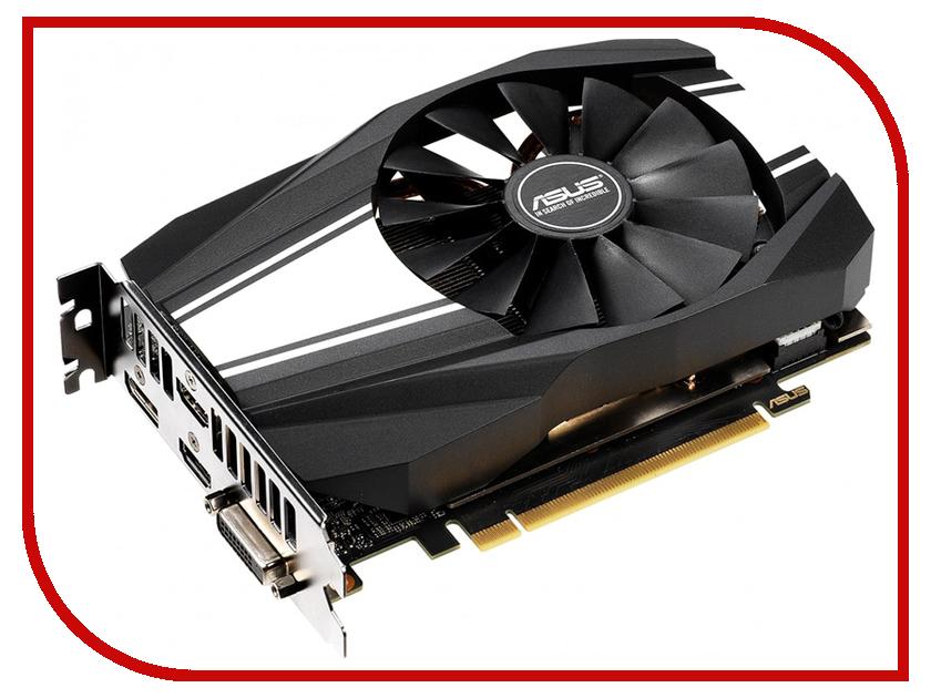 Купить Видеокарта ASUS GeForce RTX 2060 Phoenix 1365Mhz PCI-E 3.0 6144Mb 14000Mhz 192 bit DP 2xHDMI DVI PH-RTX2060-6G, Phoenix GeForce RTX 2060 6GB