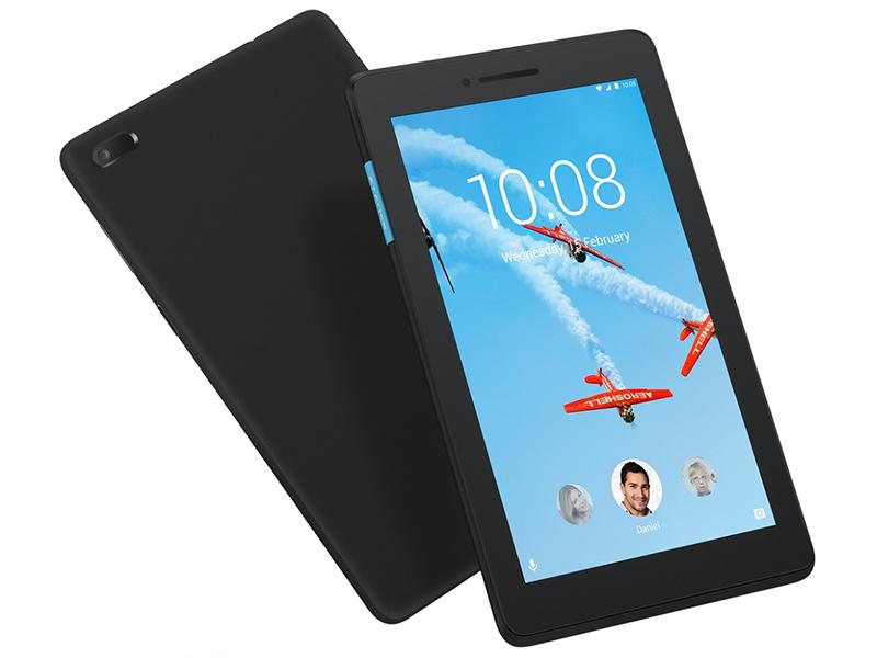 Планшет Lenovo Tab E7 TB-7104I ZA410082RU (MediaTek MT8321 1.3 GHz/1024Mb/16Gb/GPS/3G/Wi-Fi/Bluetooth/Cam/7.0/1024x600/Android) цены онлайн