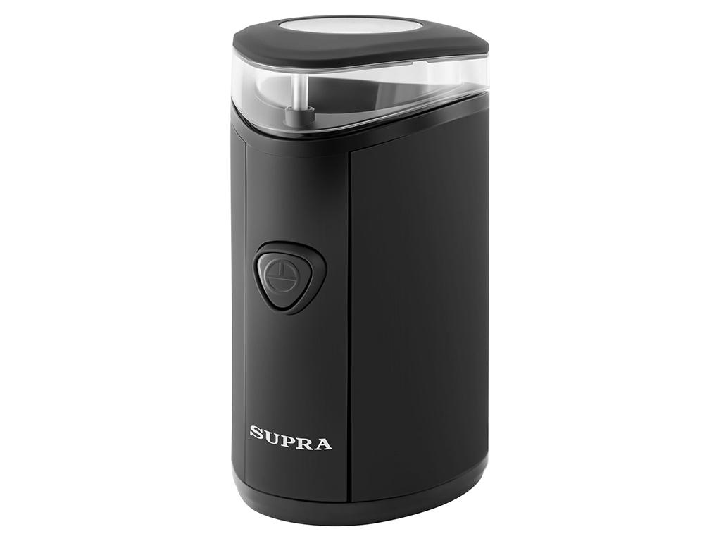 Кофемолка SUPRA CGS-311 Black цена в Москве и Питере