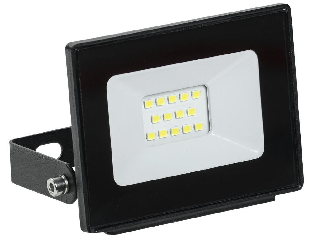 Прожектор IEK СДО 06-10 IP65 Black LPDO601-10-65-K02