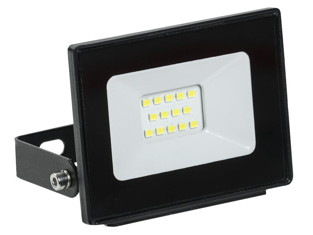Прожектор IEK СДО 06-10 IP65 Black LPDO601-10-40-K02