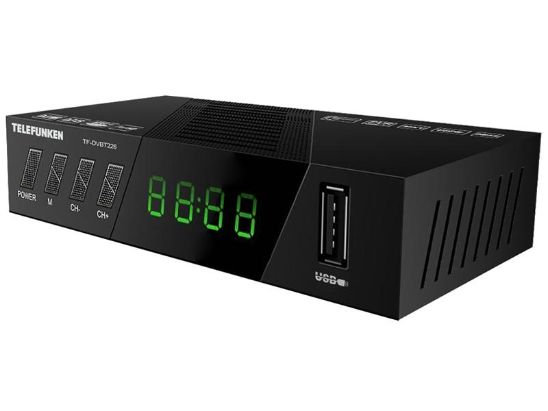 TELEFUNKEN TF-DVBT226