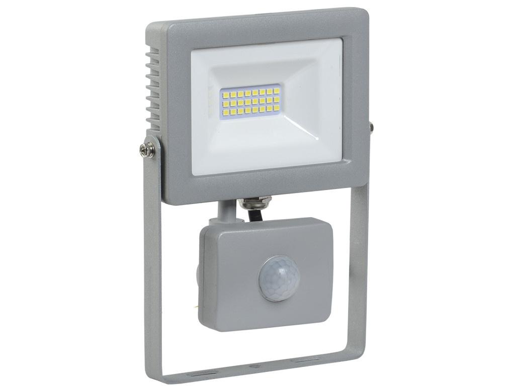 Прожектор IEK СДО 07-20Д IP44 Grey LPDO702-20-K03 iek lpdo702 20 k03 прожектор сдо 07 20д светодиодный серый с дд ip44 iek
