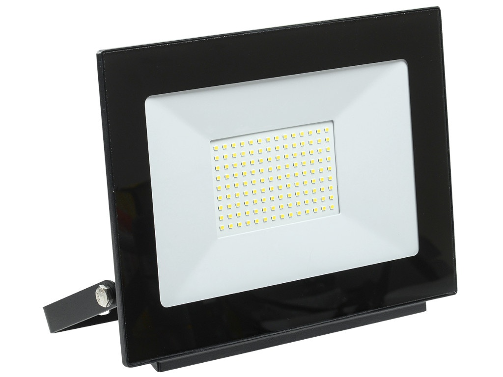 Прожектор IEK СДО 06-100 IP65 Black LPDO601-100-65-K02
