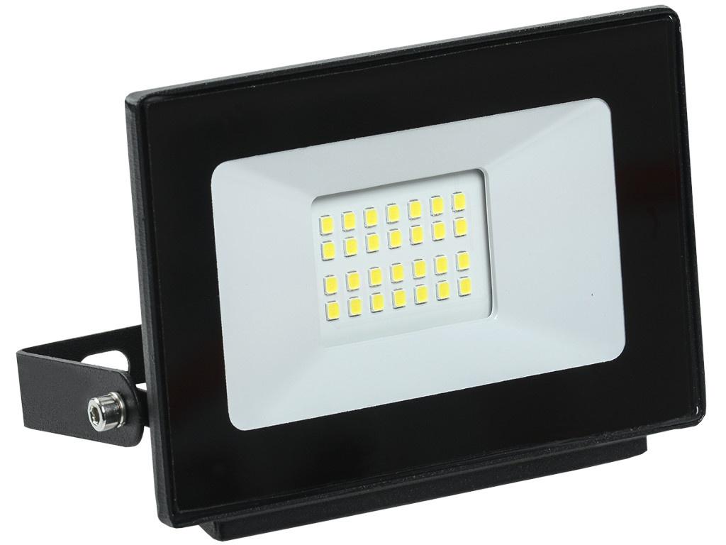 Прожектор IEK СДО 06-20 IP65 Black LPDO601-20-65-K02