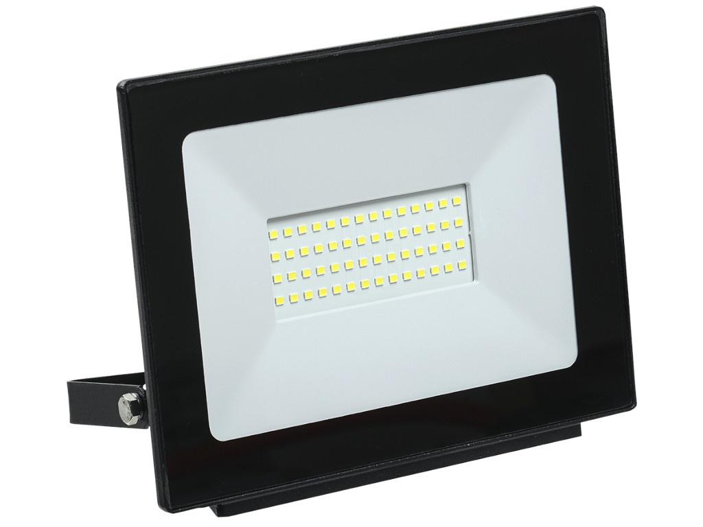 Прожектор IEK СДО 06-50 IP65 Black LPDO601-50-65-K02
