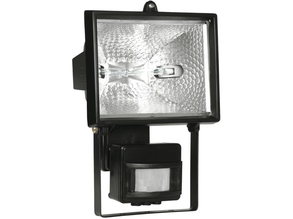 Прожектор IEK ИО 500Д IP54 Black LPI02-1-0500-K02