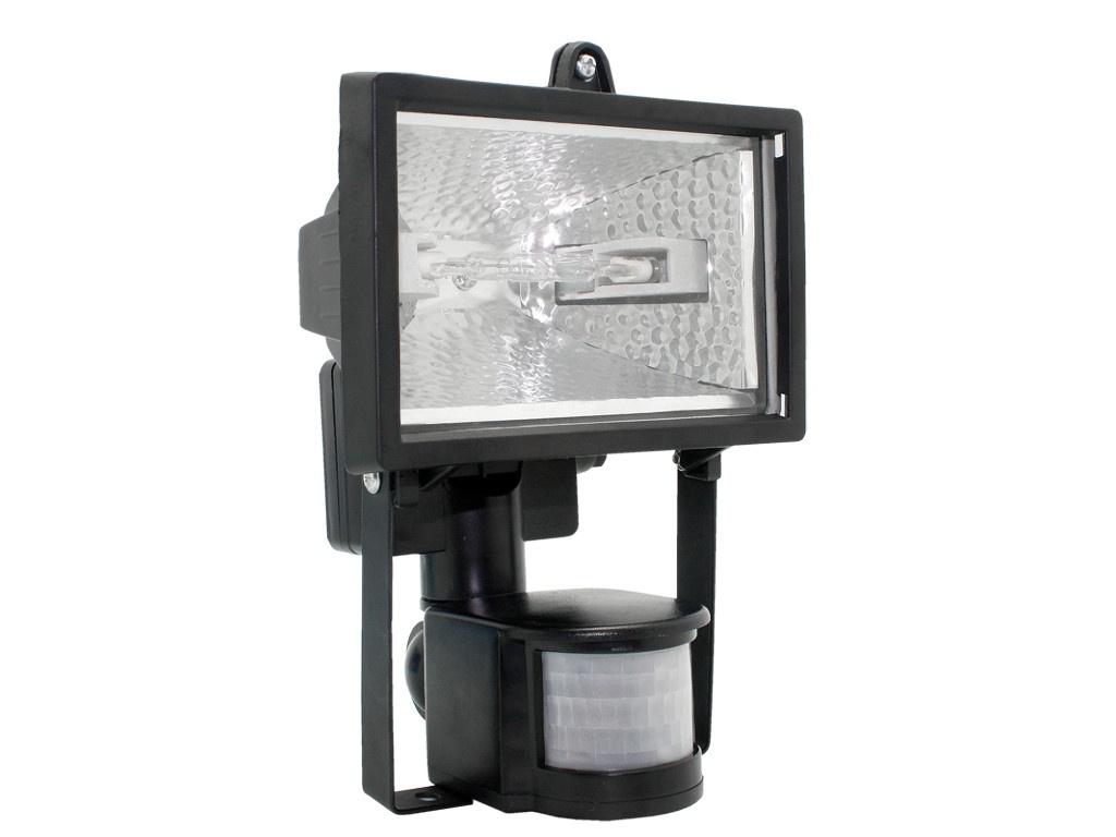 Прожектор IEK ИО 150Д IP54 Black LPI02-1-0150-K02