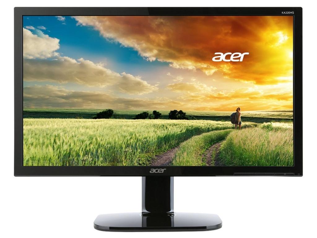 Монитор Acer KA220HQbid Black