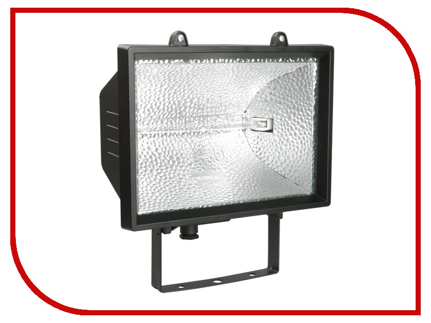 Прожектор IEK ИО 1500 IP54 Black LPI01-1-1500-K02 детские качели ио 1 4 05 00