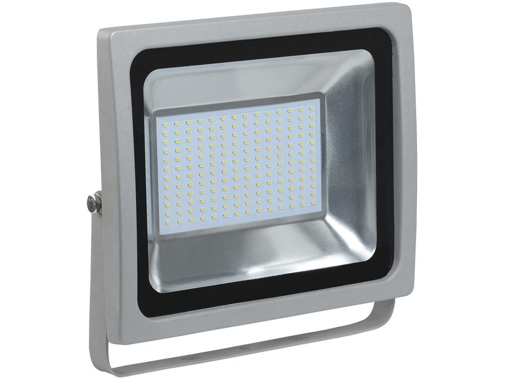 Прожектор IEK СДО 07-100 IP65 Grey LPDO701-100-K03
