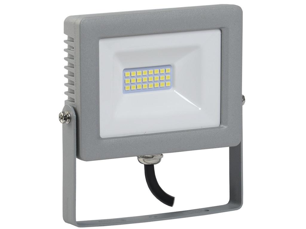 Прожектор IEK СДО 07-20 IP65 Grey LPDO701-20-K03
