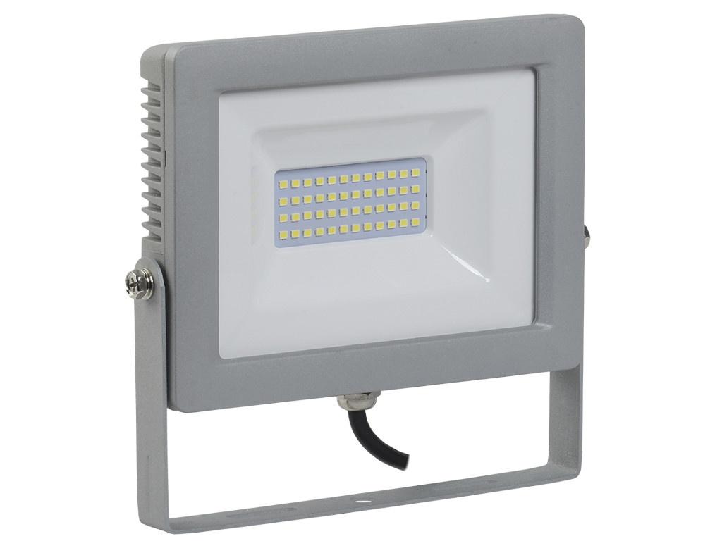 Прожектор IEK СДО 07-50 IP65 Grey LPDO701-50-K03