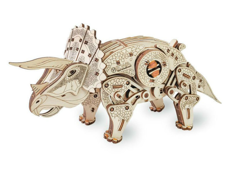 Сборная модель EWA Triceratops цена
