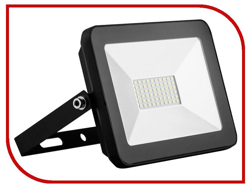 Купить Прожектор Saffit 30W 6400К IP65 SFL90-30 Black 55065