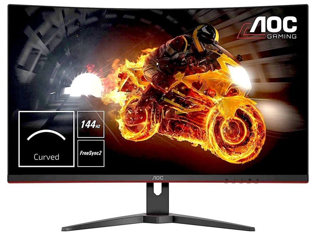 Монитор AOC CQ32G1 Black цена
