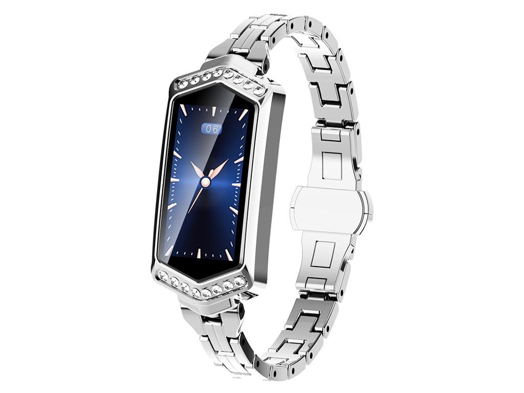 Умные часы ZDK B78 Silver умные часы zodikam zdk q18
