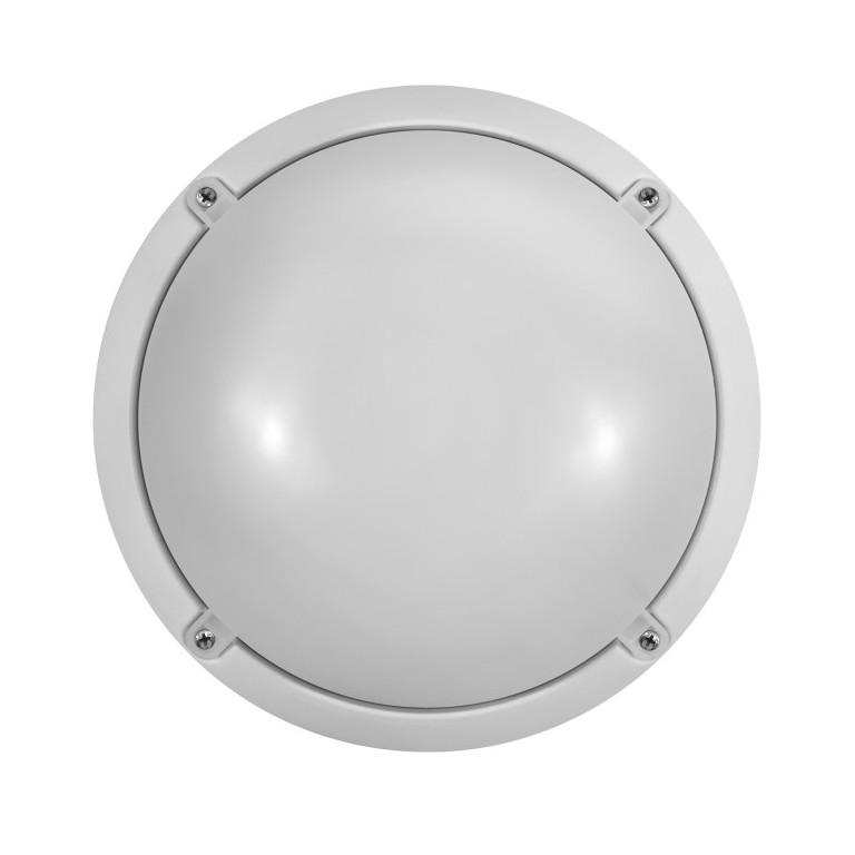 Светильник ОнЛайт 71 622 OBL-R1-7-4K-WH-IP65-LED-SNRV 19994