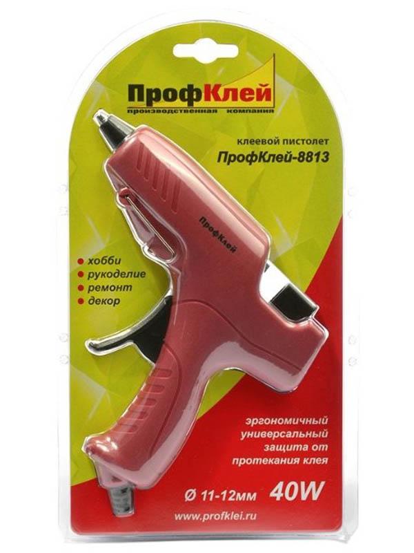 Термоклеевой пистолет ПрофКлей 8813 цена и фото