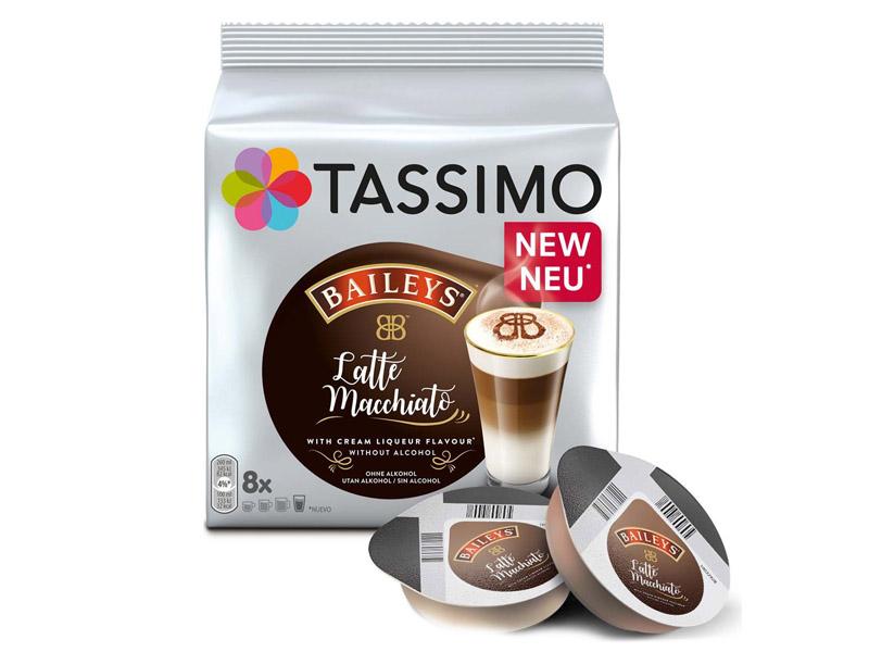 Капсулы Tassimo Baileys Latte Macchiato