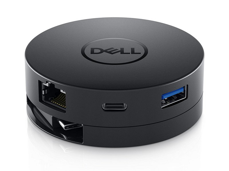 Аксессуар Dell Adapter DA300 USB-C - HDMI/VGA/DP/Ethernet/USB-A/USB-C 492-BCJL