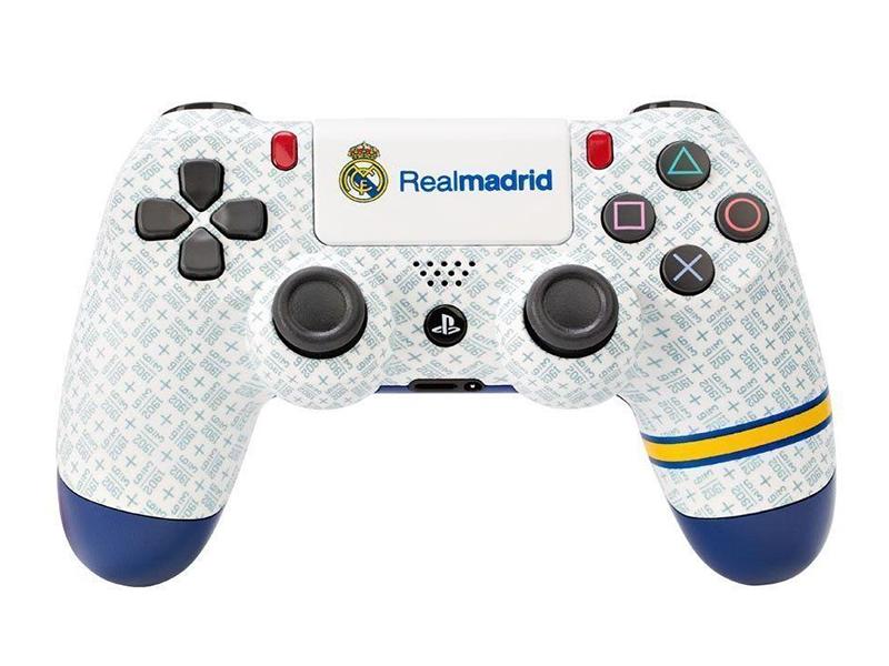 Геймпад Rainbo Sony Dualshock 4 Реал Мадрид. Криштиану Роналдо RBW-DS070