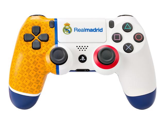 Геймпад Rainbo Sony Dualshock 4 Реал Мадрид 1902 RBW-DS046