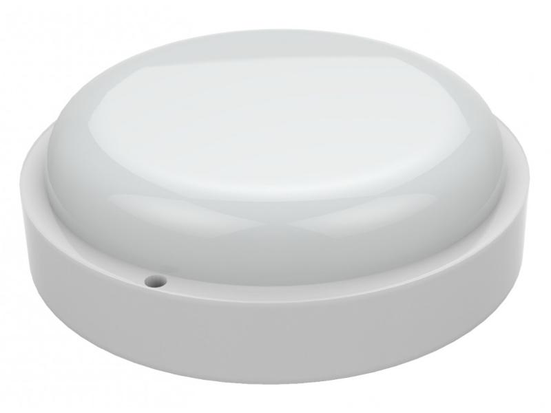 лучшая цена Светильник Gauss 12W 940Lm 4000K IP65 c сенсором 126411212-S