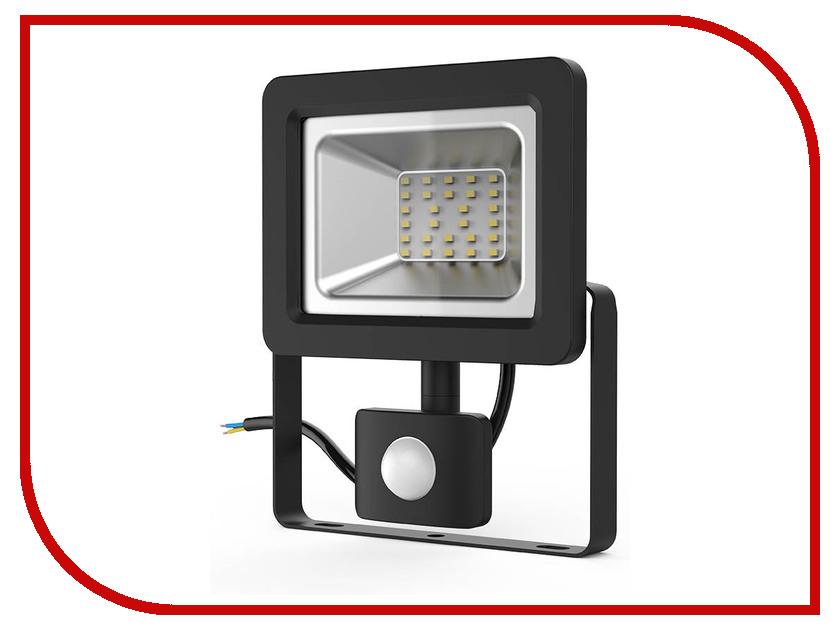 Прожектор Gauss Elementary LED 30W 2100Lm IP65 6500К 628511330 waterproof ip65 2700lm 30w led flood light high power outdoor