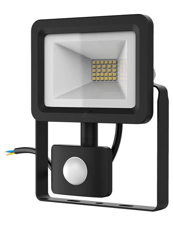 Прожектор Gauss Elementary LED 20W 1380Lm IP65 6500К 628511320