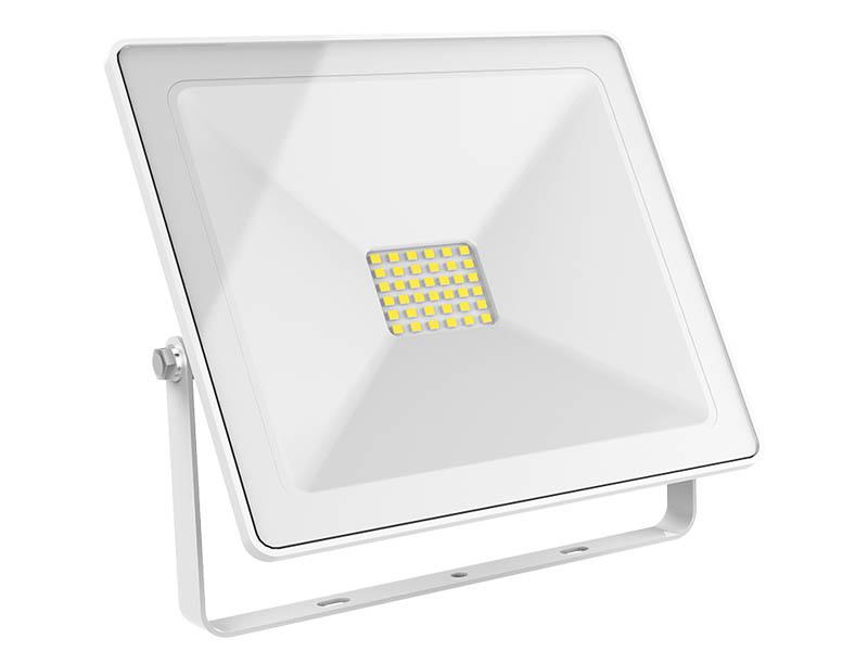 Прожектор Gauss LED 50W 3500Lm IP65 6500К White 613120350
