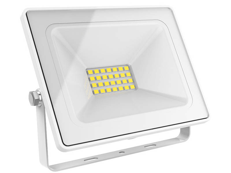 Прожектор Gauss LED 30W 2100Lm IP65 6500К White 613120330