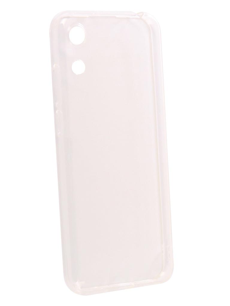 Чехол Svekla для Huawei Y6/Y6 Pro/Y6 Prime 2019 Silicone Transparent SV-HWY62019-WH
