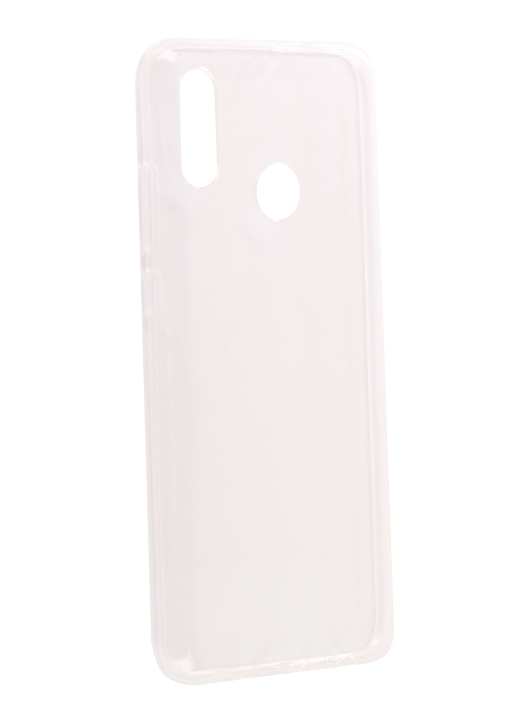 Аксессуар Чехол Svekla для Honor 10 Lite/Huawei P Smart 2019 Silicone Transparent SV-HWH10LITE-WH
