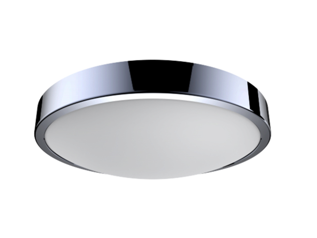 Светильник Gauss 24W 1650Lm IP20 2700К Silver 941421124