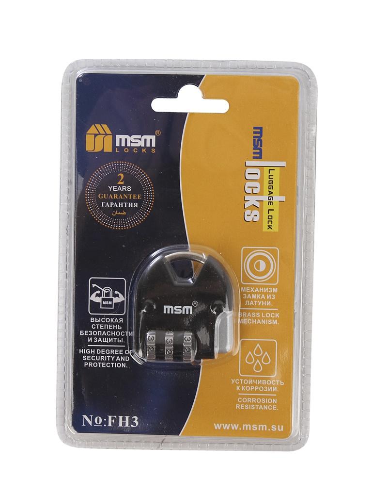 MSM FH3 Black