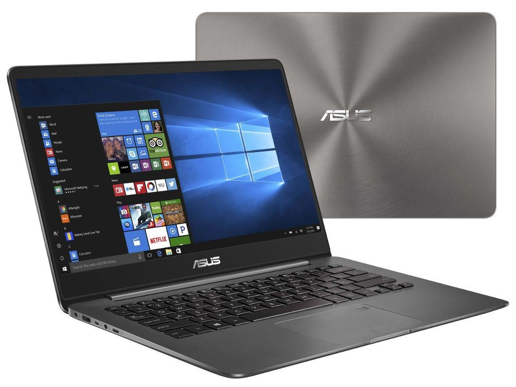 Ноутбук ASUS UX430UN-GV191T Grey 90NB0GH1-M05400 (Intel Core i7-8550U 1.8 GHz/16384Mb/512Gb SSD/nVidia GeForce MX150 2048Mb/Wi-Fi/Bluetooth/Cam/14.0/1920x1080/Windows 10 64-bit) ноутбук asus n552vw fy251t 90nb0an1 m03130 intel core i7 6700hq 2 6 ghz 16384mb 2000gb dvd rw nvidia geforce gtx 960m 2048mb wi fi cam 15 6 1920x1080 windows 10 64 bit