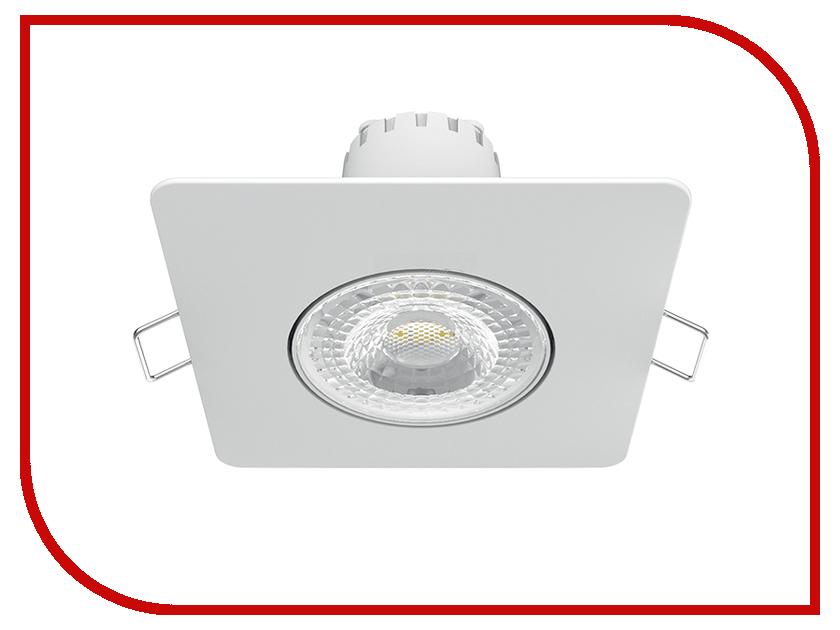 Светильник Gauss 6W 500Lm LED 2700K White 948411106