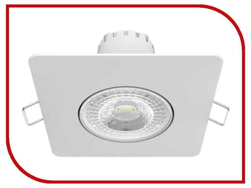 Светильник Gauss 6W 520Lm LED 4100K White 948411206 e27 6w 6 led 540 lumen 6000k white light bulb 85 265v ac