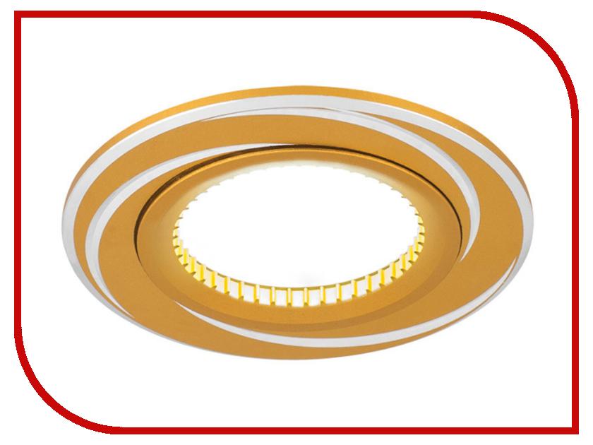 Купить Светильник Gauss Aluminium Gu5.3 Gold-Chrome AL015